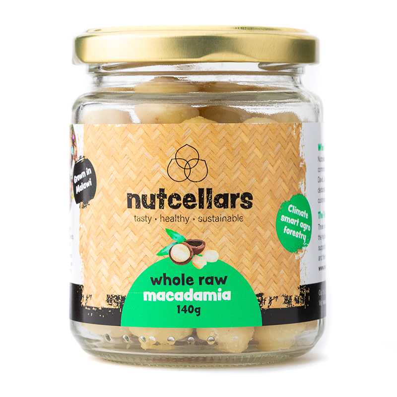 tasty healthy sustainable macadamia nuts