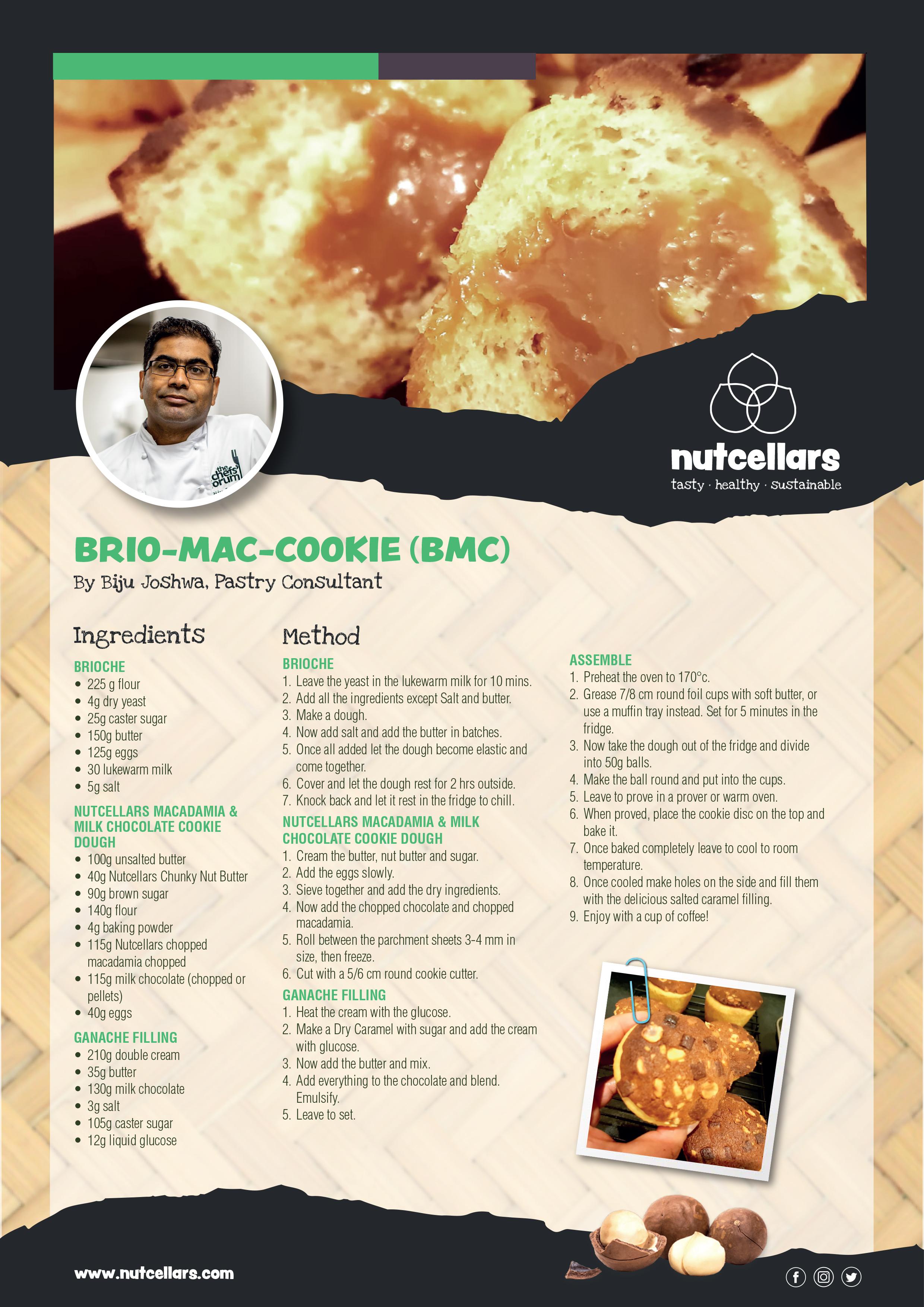 bijou joshwa recipe